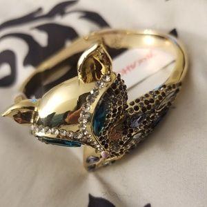 Betsey Johnson Gorgeous Fox Bracelet